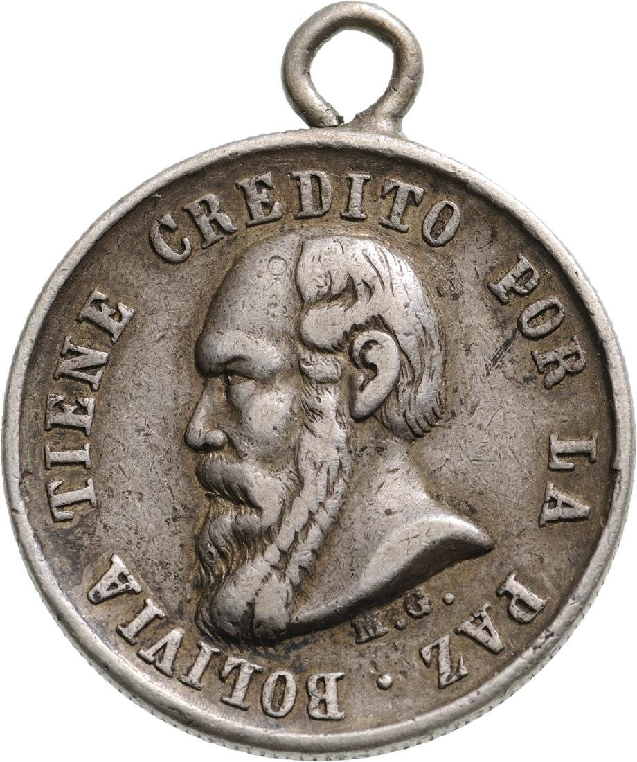 Medal for the Inauguration of the Steam Monetary Press