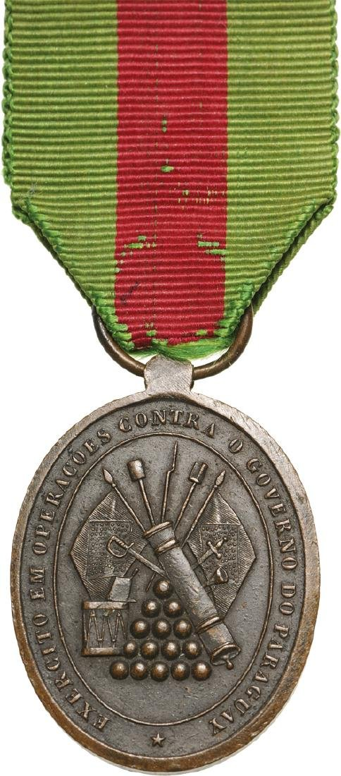 Medal for Military Valor, instituted in 1868