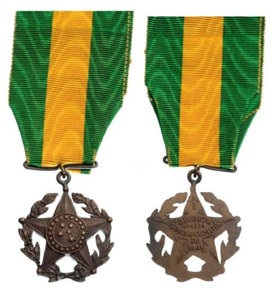 Military Long Service Medal, instituted in 1901