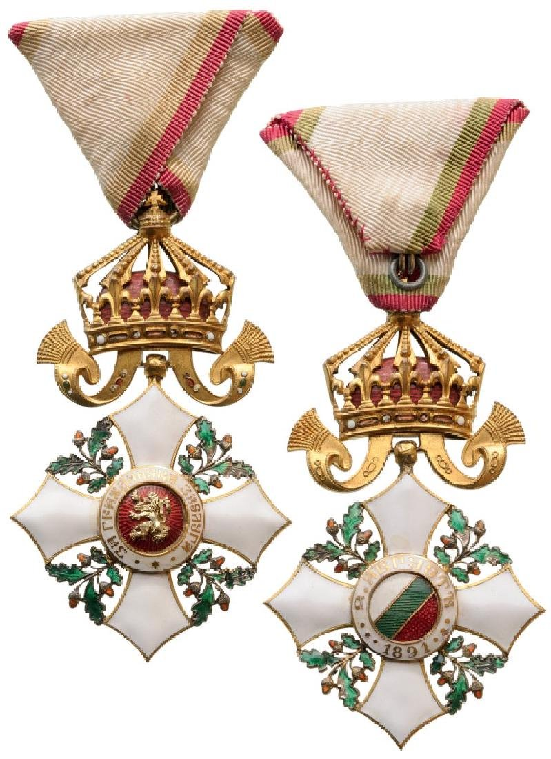 ORDER OF CIVIL MERIT, 1891