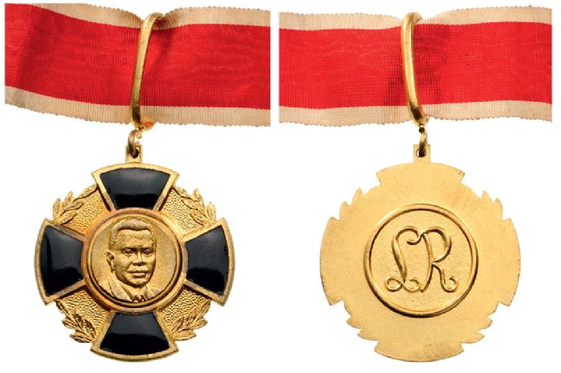 ROYAL ORDER OF PRINCE LOUIS RWAGASORE