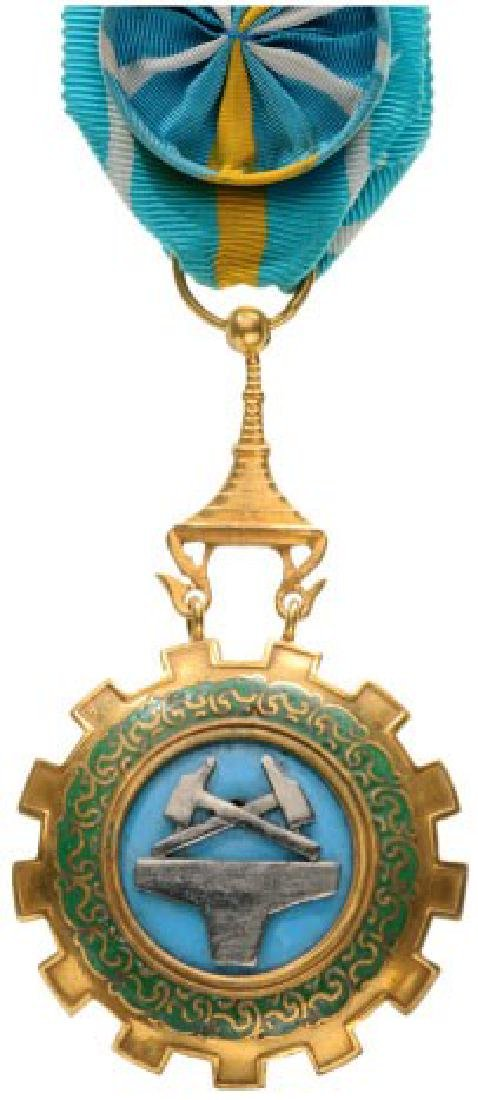 ROYAL ORDER OF LABOR MERIT