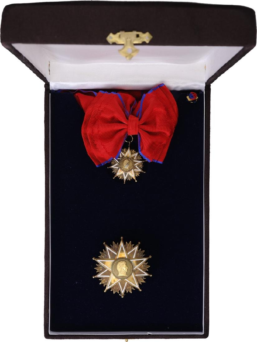MEDAL FOR YUNGAY, instituted in 1839