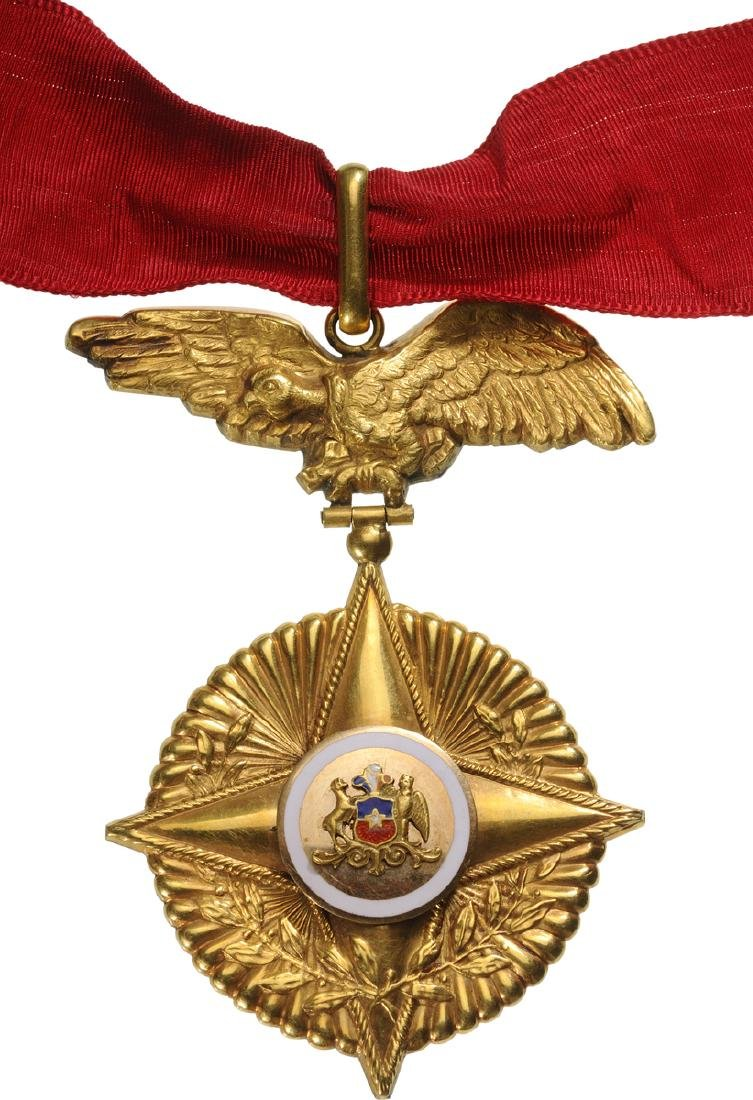 Army Gold Star for Officer's for 30 Years of Service