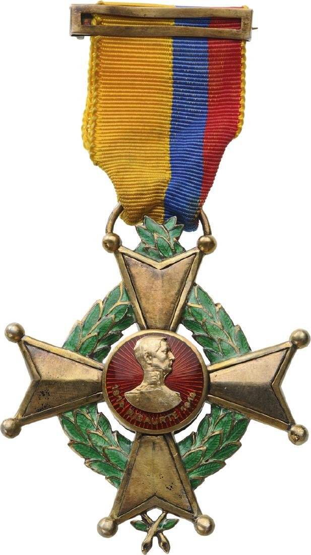 MILITARY ORDER OF SAN MATEO