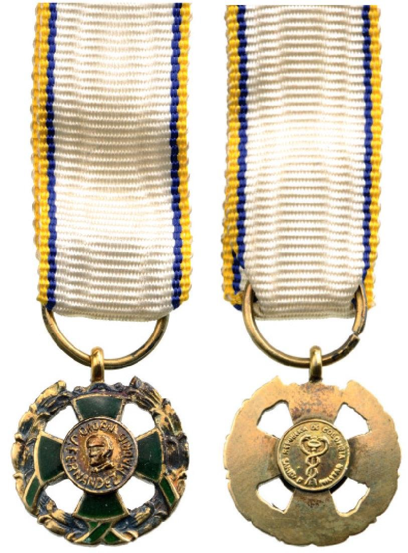 ORDER OF MILITARY MERIT, JOSE FERNANDEZ MADRID