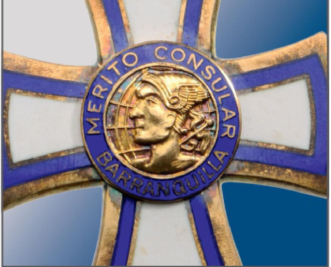 MERITO CONSULAR BARRANQUILLA - 3