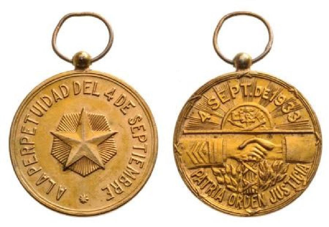 National Reconciliation Medal, instituted in 1933