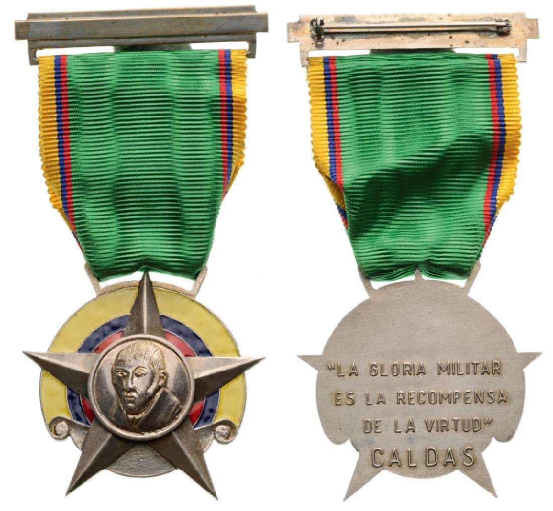 Caldas Medal of Military Schools Teachers