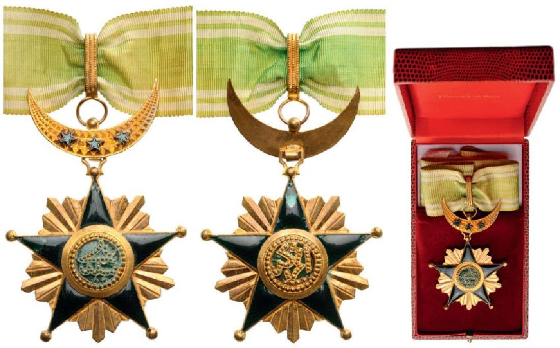 ORDER OF THE STAR OF COMOROS