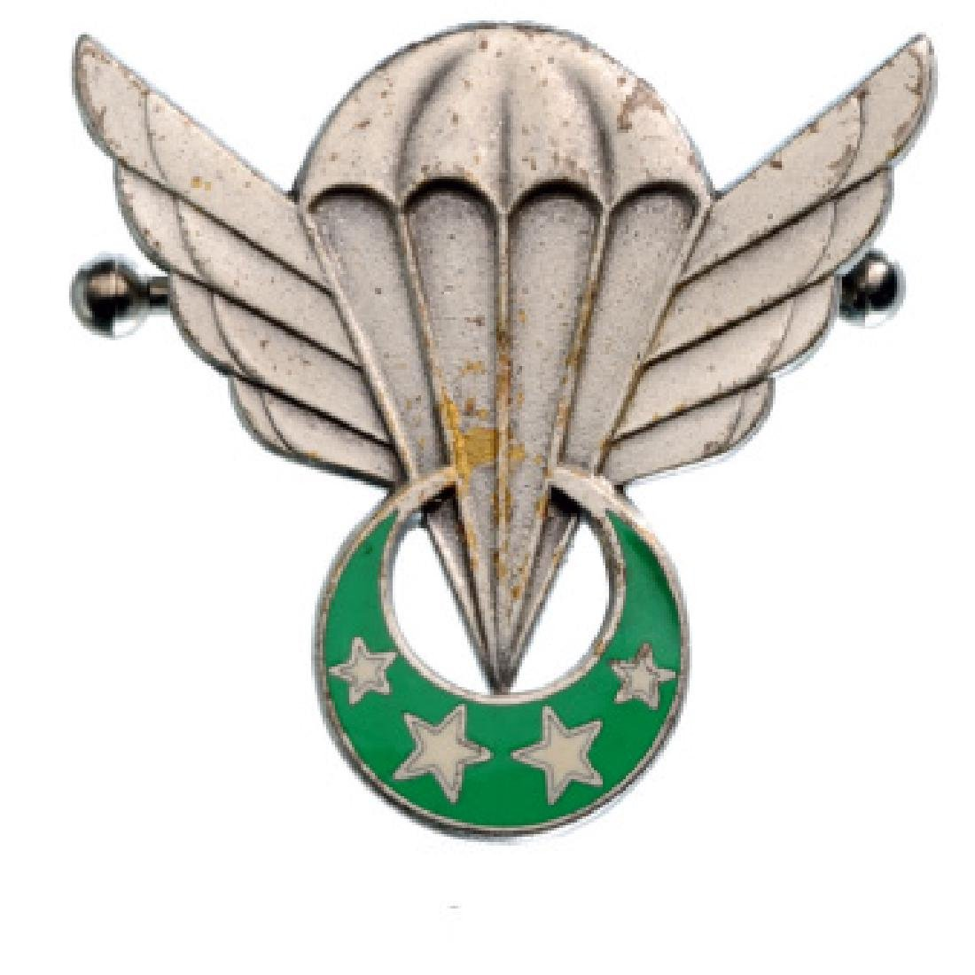 Military Paratrooper Badge