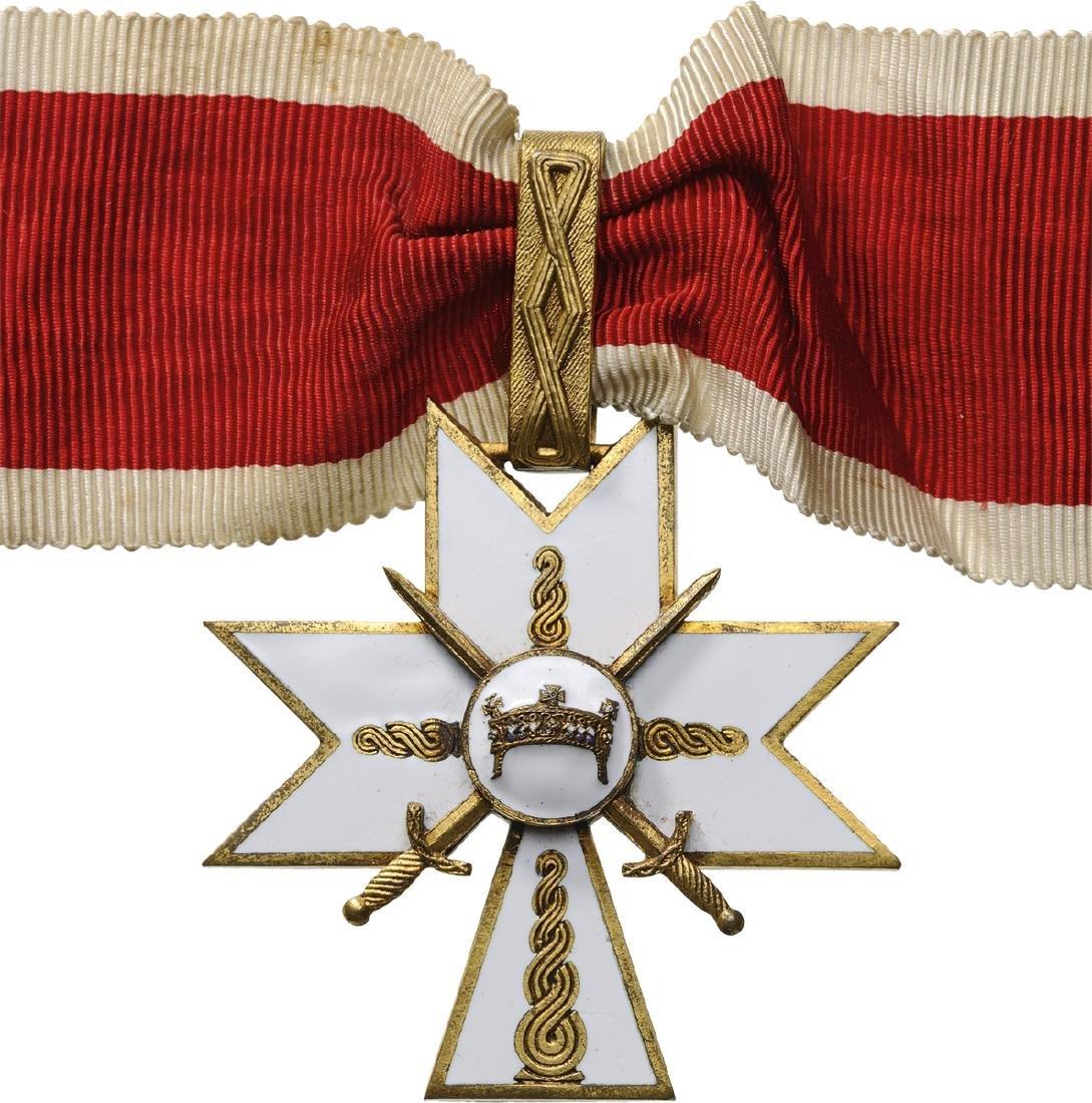 ORDER OF KING ZVONIMIR'S CROWN