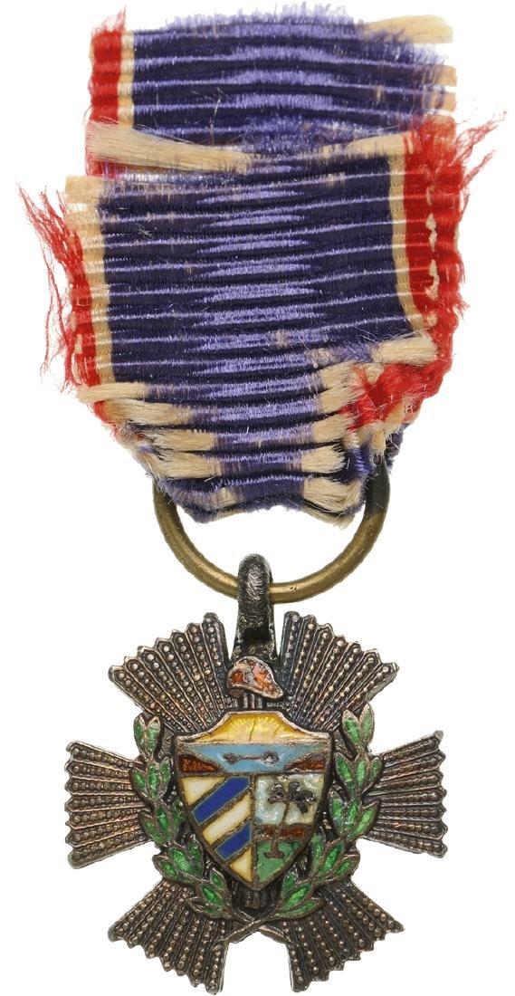 Merit Decoration in Miniature, instituted in 1921