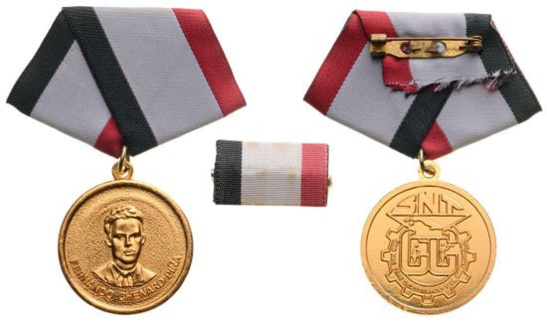 Fernando Chenard Pina Medal