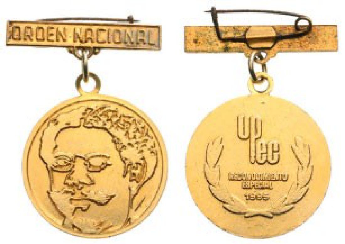 Medal for Education of all People, instituted in 1995