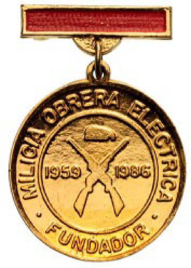 Commemorative Badge of the Foundation of the Militia of