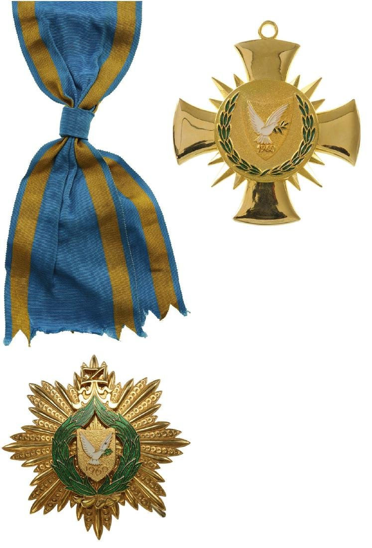 ORDER OF MERIT OF THE REPUBLIC OF CYPRUS