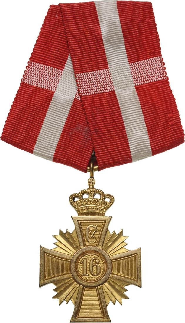 Army Long Service Decoration for Non-Commissioned