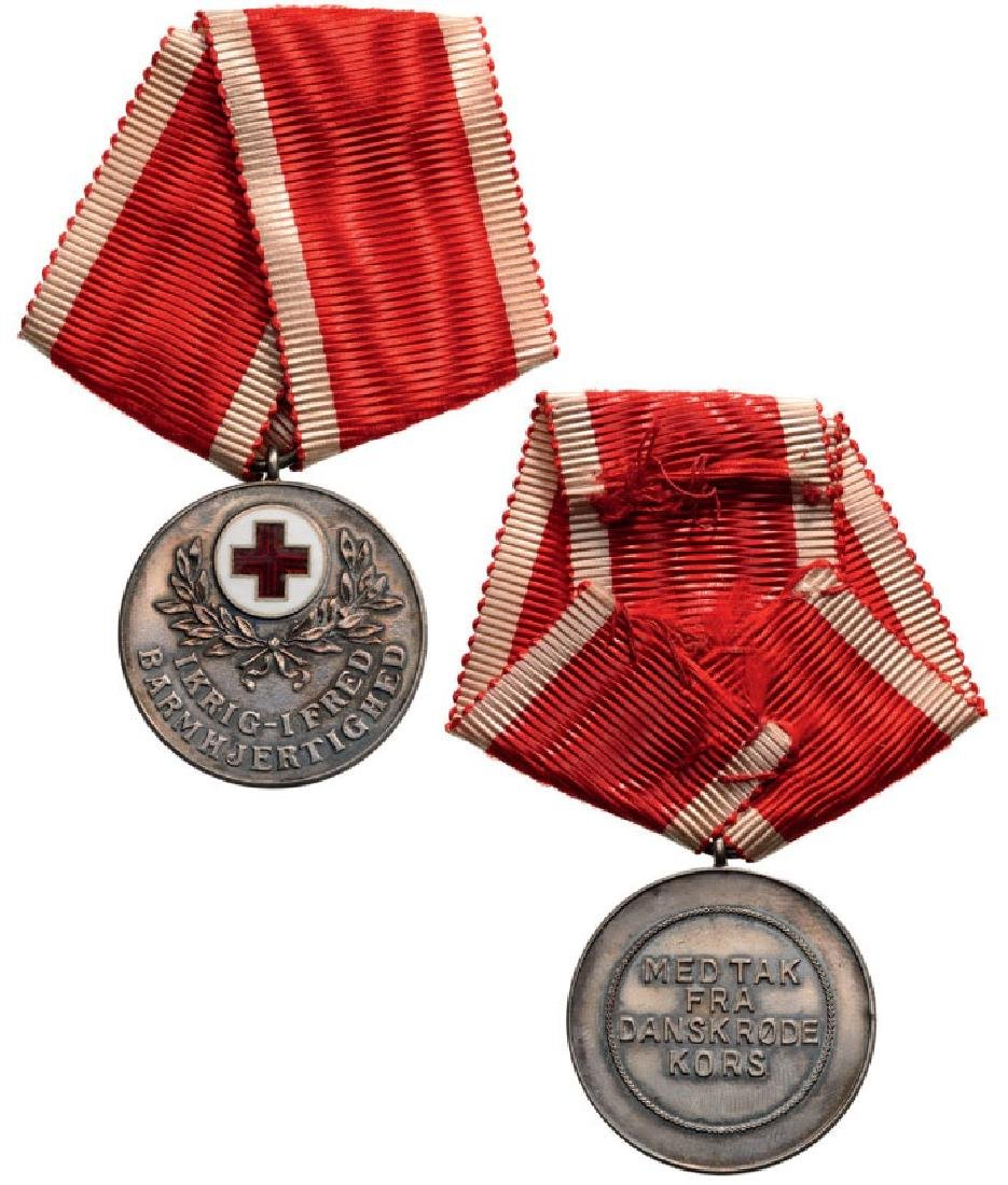 Danish Red Cross Medal, instituted in 1927