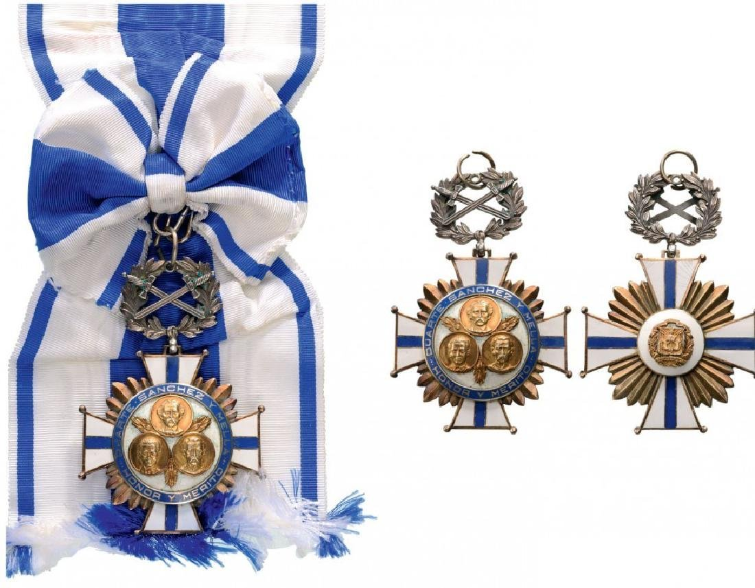 ORDER OF MERIT OF DUARTE SANCHEZ AND MELLA