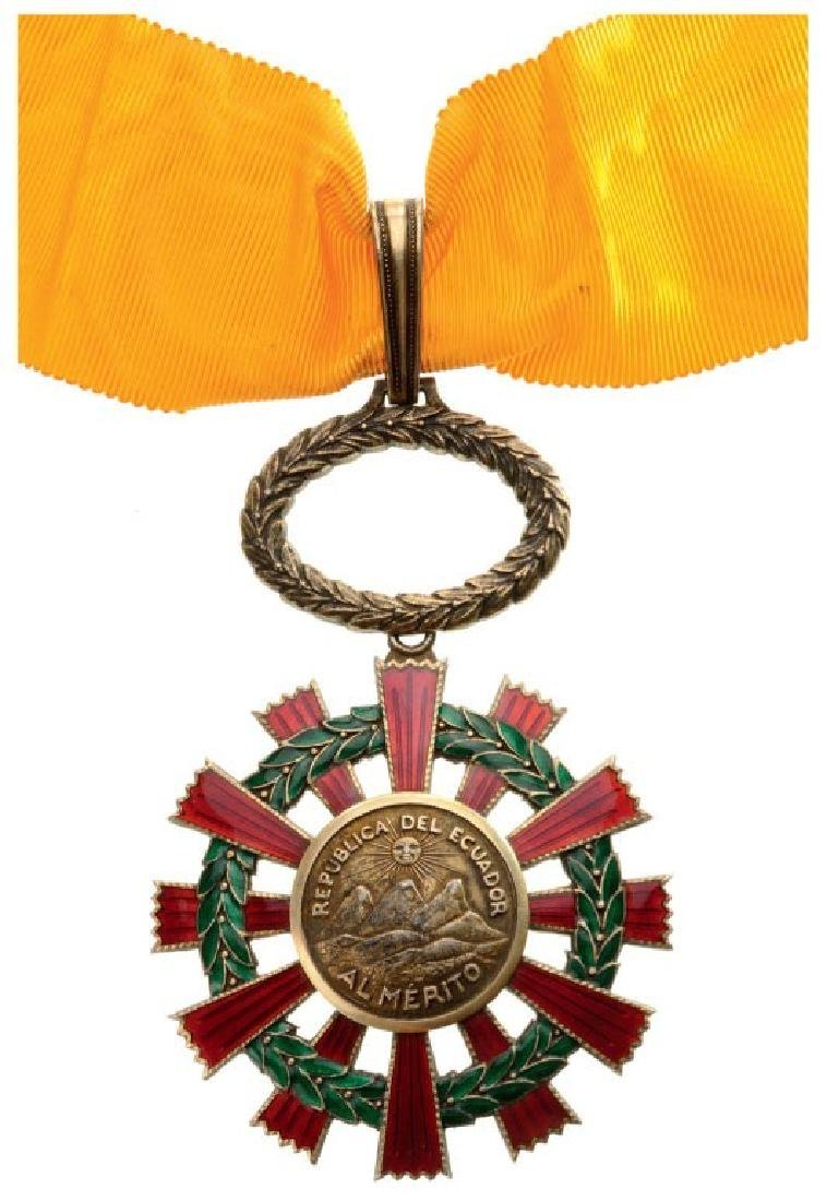 ORDER OF NATIONAL MERIT