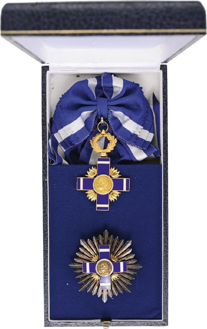 NATIONAL ORDER OF JOSE MATIAS DELGADO