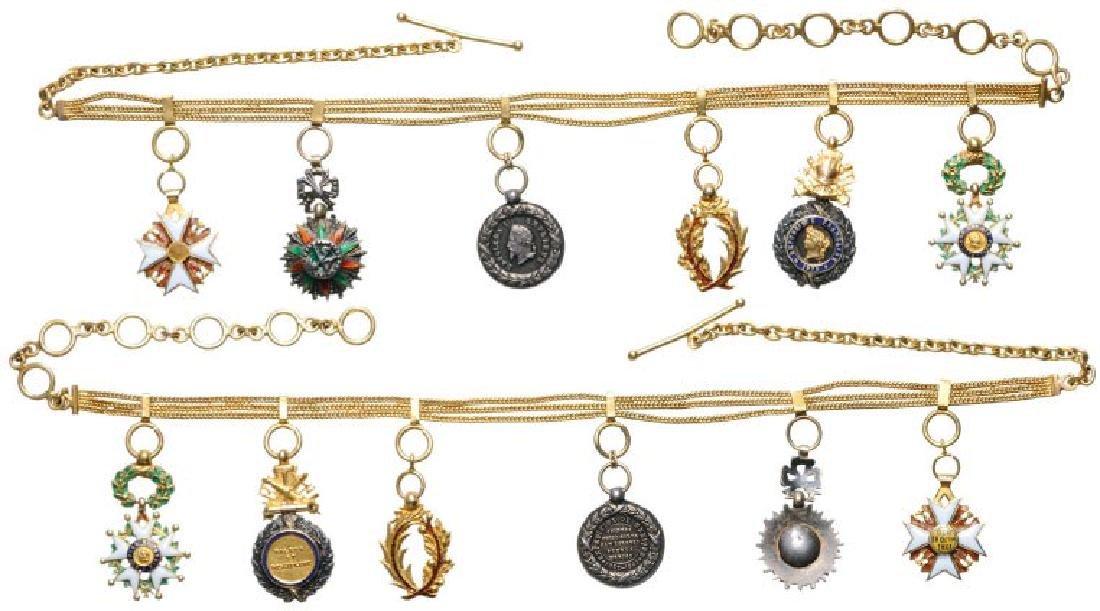 Luxury Chain of 6