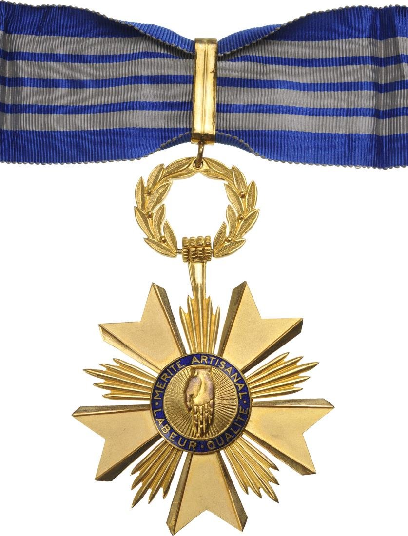 ORDER OF ARTISANAL MERIT - 3