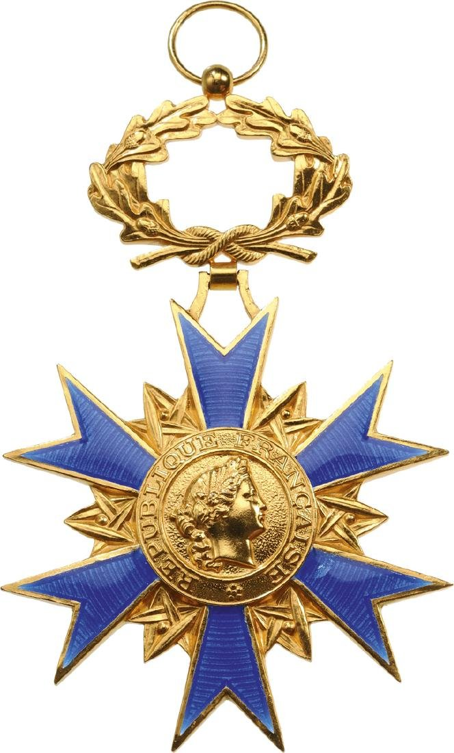 NATIONAL ORDER OF MERIT - 4