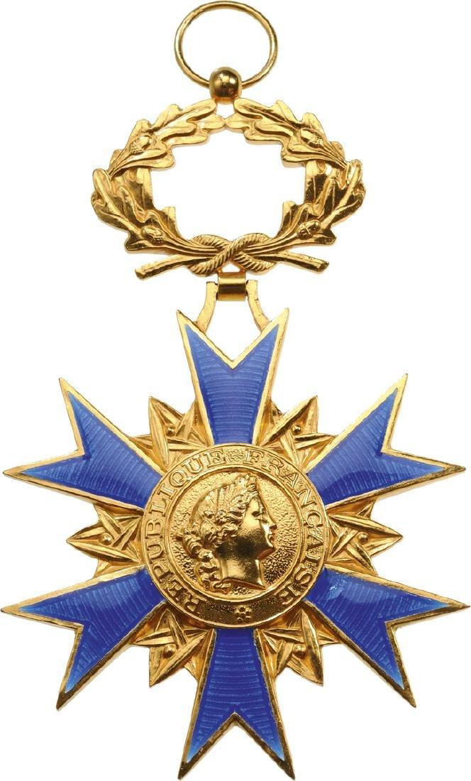 NATIONAL ORDER OF MERIT - 4