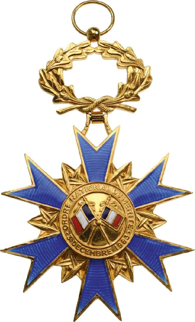 NATIONAL ORDER OF MERIT - 5