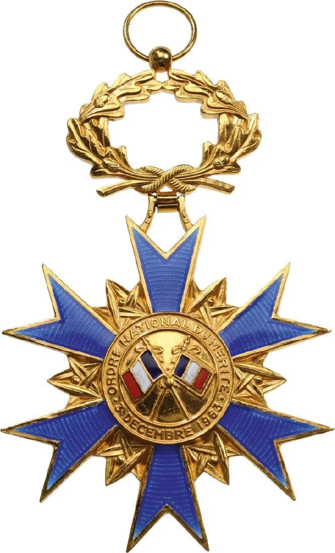 NATIONAL ORDER OF MERIT - 5