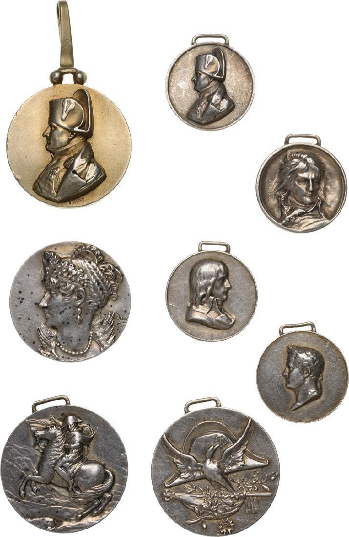 Lot of 8 Medals