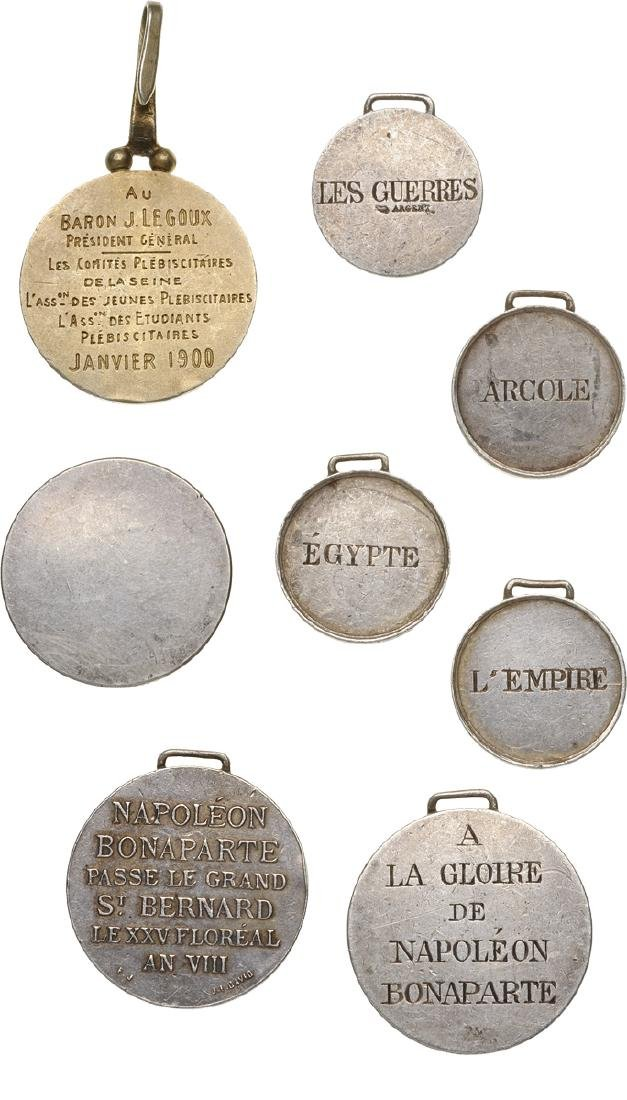 Lot of 8 Medals - 2