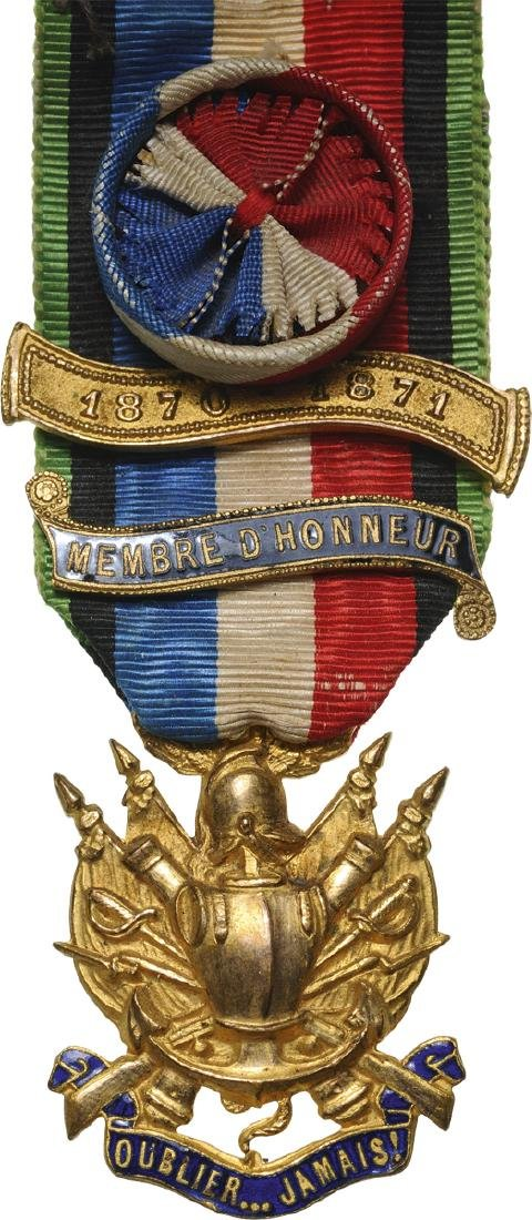 Society of Veterans of the 1870-1871 War against