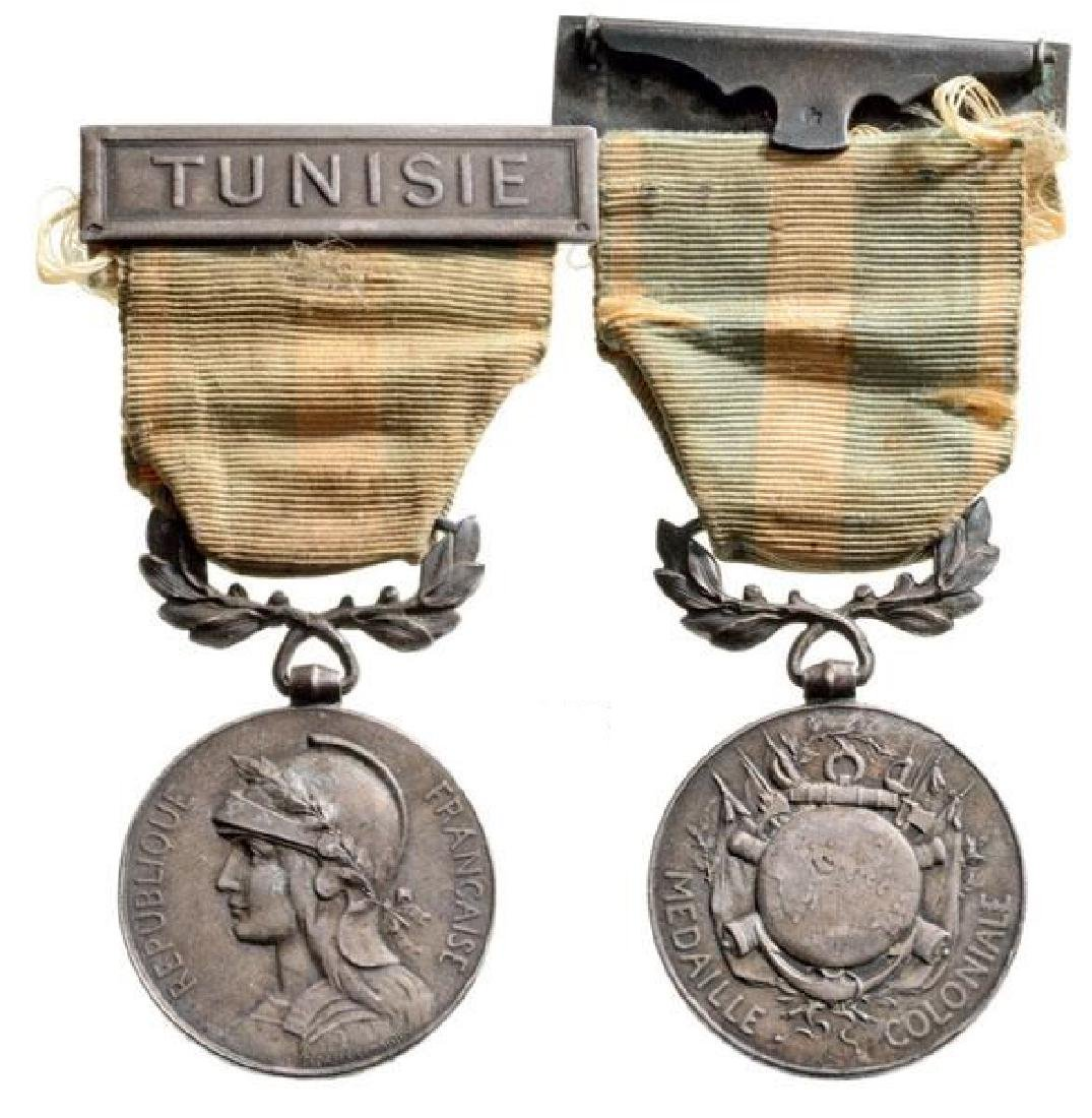 Colonial Medal, Early Model of the French Mint