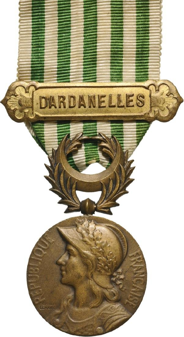 Dardanelles Campaign Medal, instituted in 1926