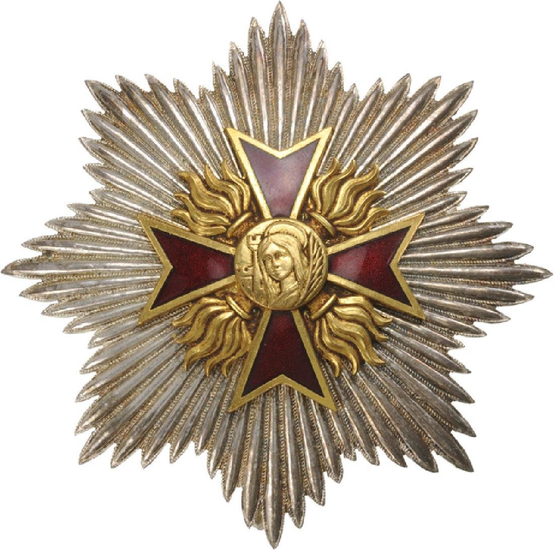 ORDER OF THE NATIONAL ASSOCIATION OF FIREMAN