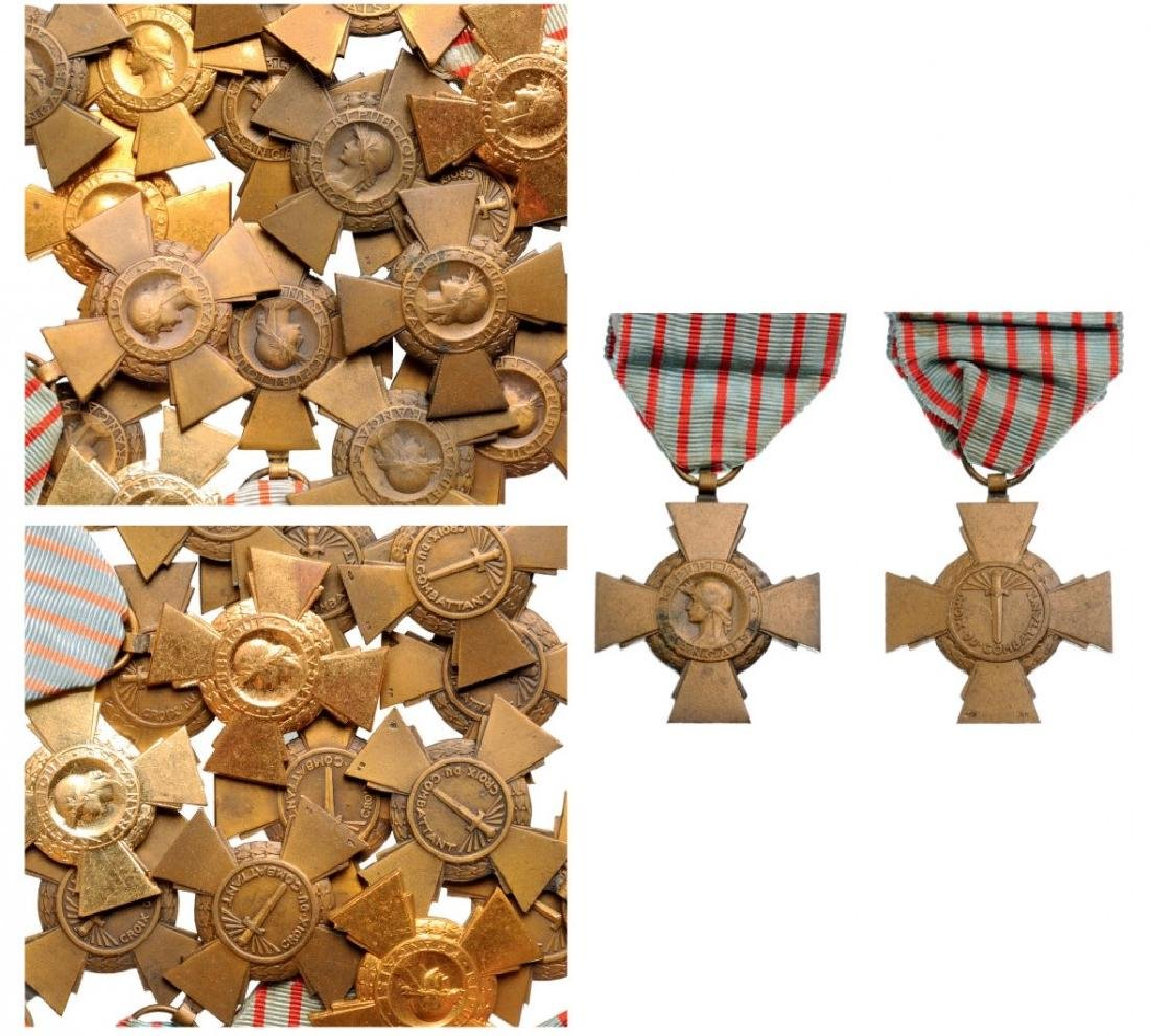 Combatant Crosses, instituted in 1930