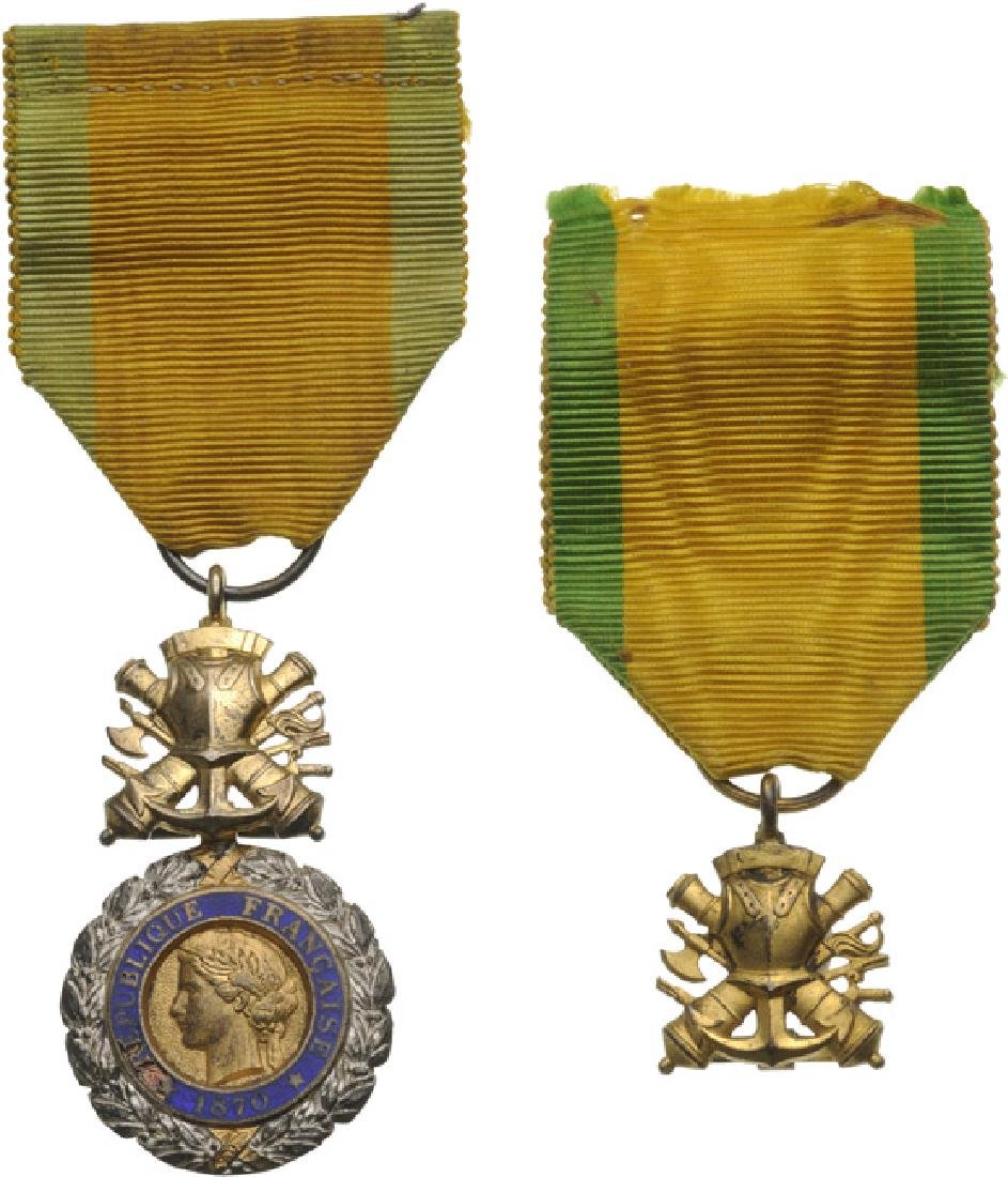 Personnal group of 11 Medals of a Veteran of WWI - 3