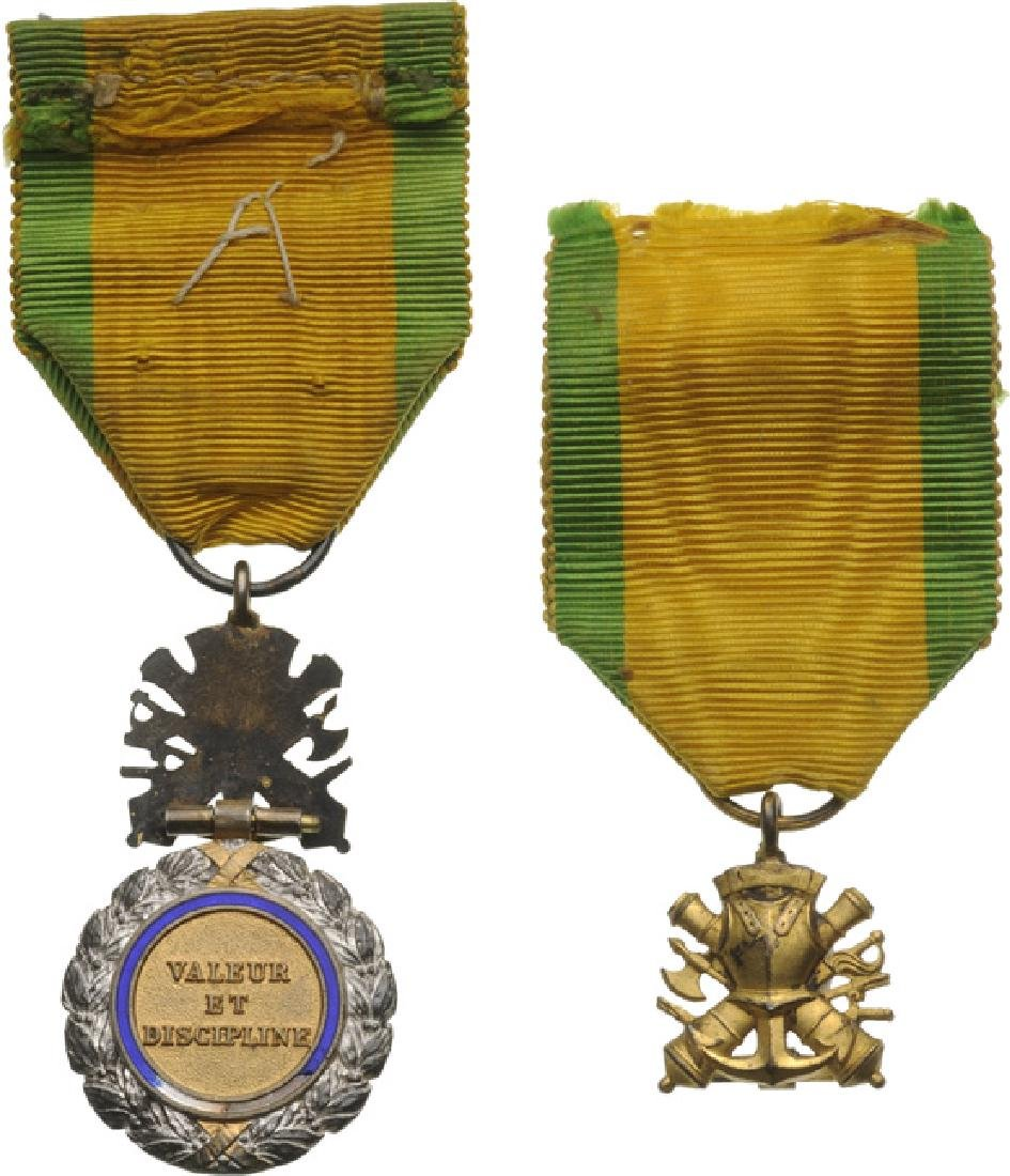 Personnal group of 11 Medals of a Veteran of WWI - 4