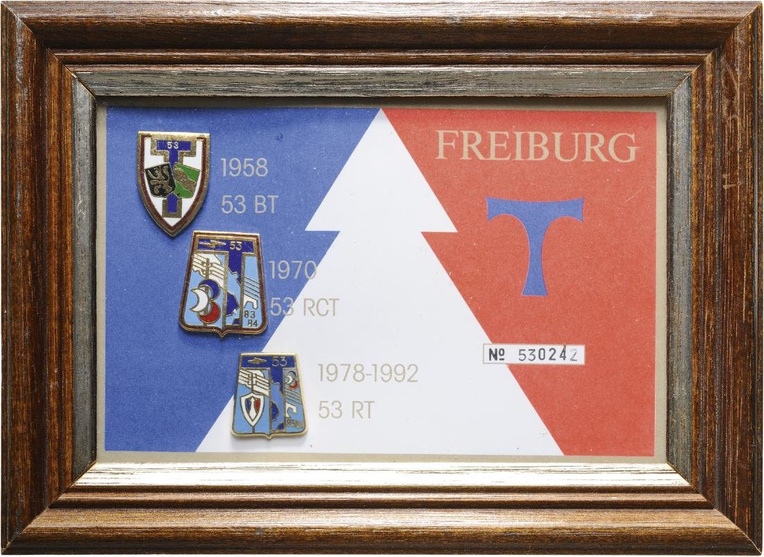 Personal group of Military Souvenirs of a former member - 5