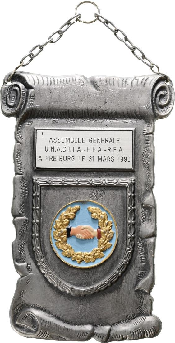 Personal group of Military Souvenirs of a former member - 8