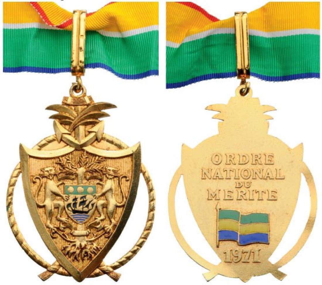 NATIONAL ORDER OF MERIT