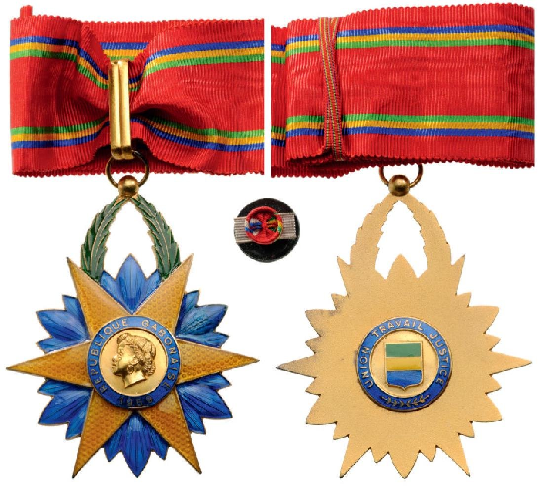 ORDER OF THE EQUATORIAL STAR - 2