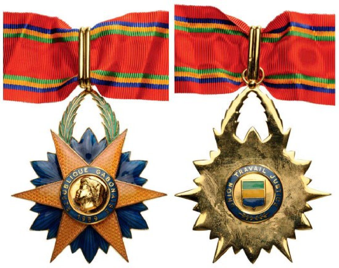 ORDER OF THE EQUATORIAL STAR