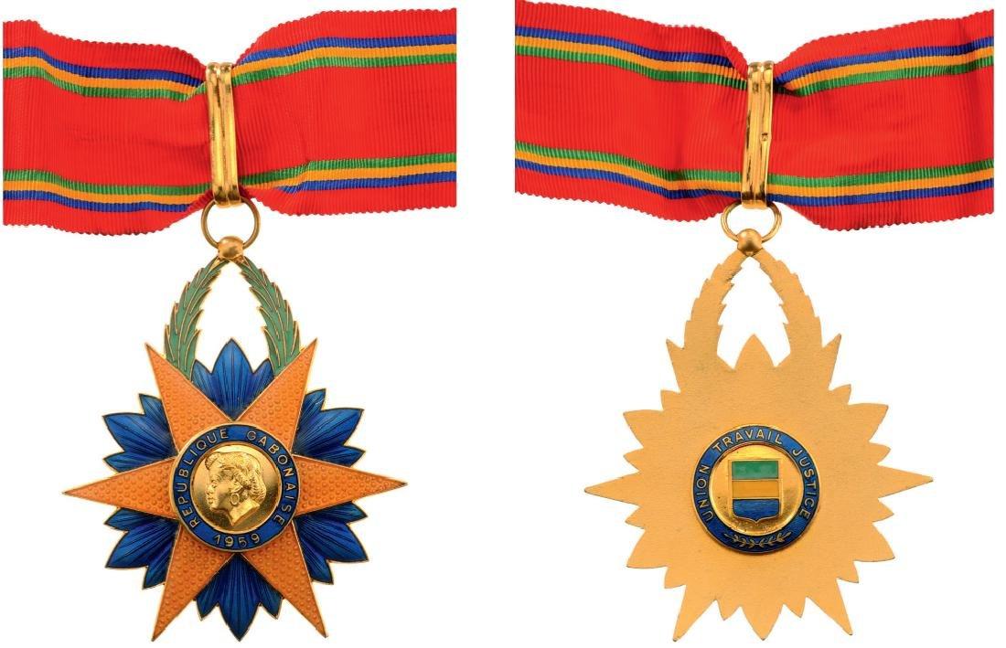 ORDER OF THE ECUATORIAL STAR