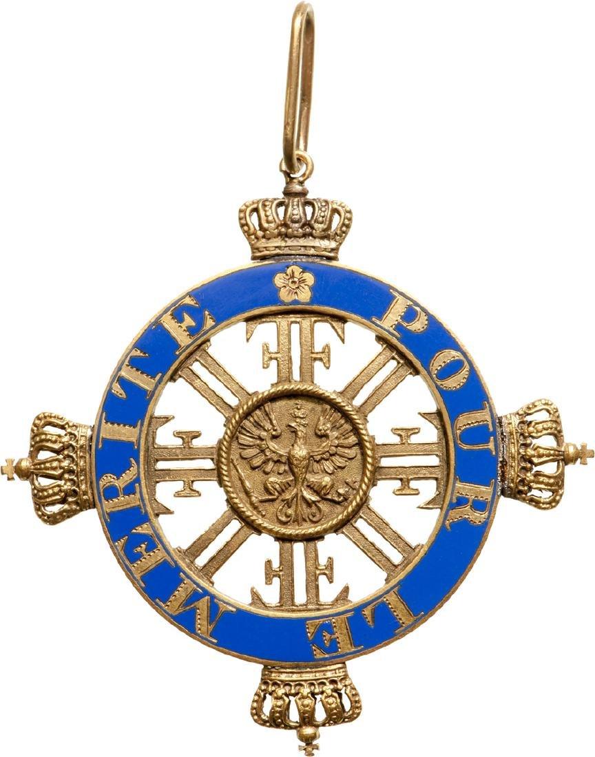 """Order """"Pour le Mérite†for Arts and Sciences"""