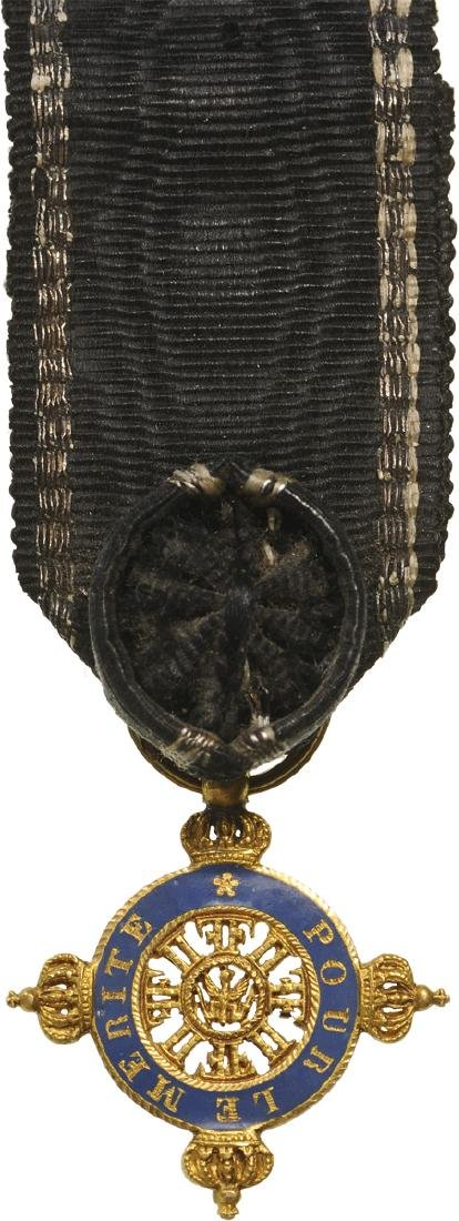 ORDER OF MERIT FOR SCIENCE AND ART