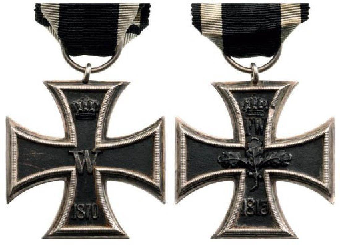 ORDER OF THE IRON CROSS